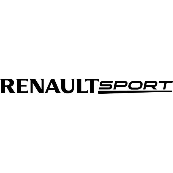 Наклейка Renault sport, фото 13
