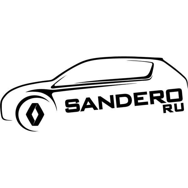 Наклейка Renault Sandero, фото 13