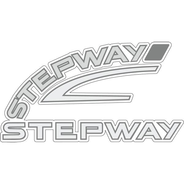 Наклейка Renault Stepway, фото 1