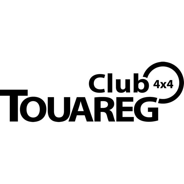 Наклейка Touareg club, фото 13