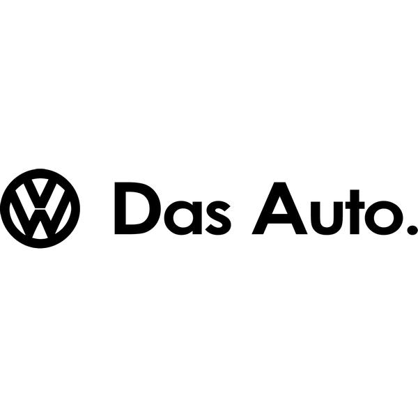 Наклейка Das auto, фото 13