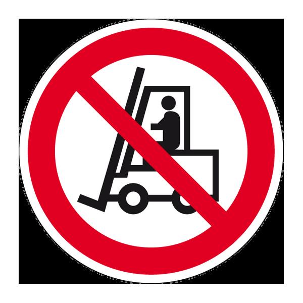 Наклейка Знак P 07, фото 1