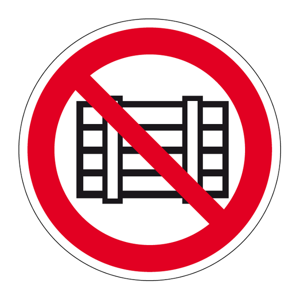 Наклейка Знак P 12, фото 1