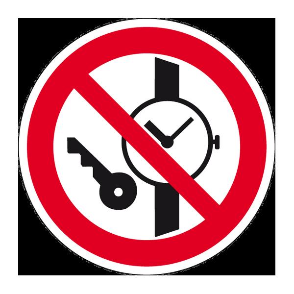 Наклейка Знак P 27, фото 1