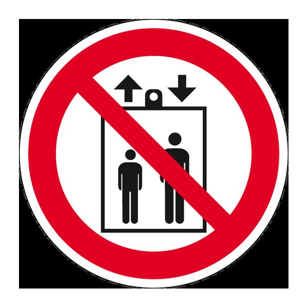 Наклейка Знак P 34, фото 1