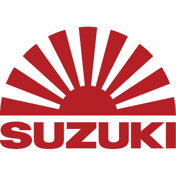 Наклейка Suzuki sun, фото 13