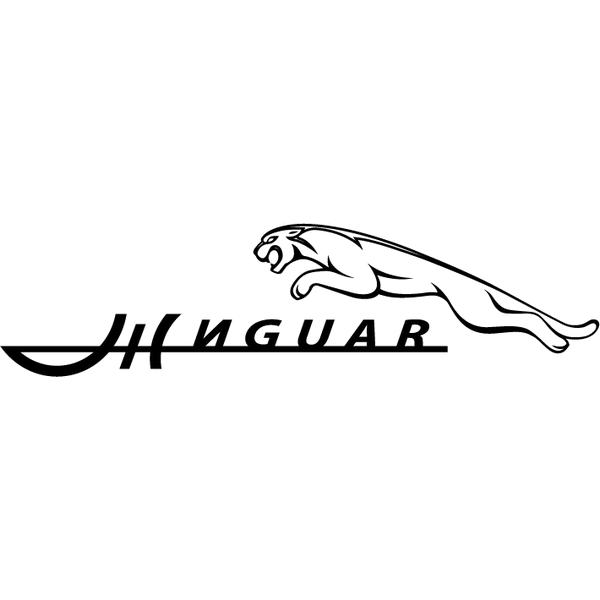 Наклейка Жигуар, фото 13