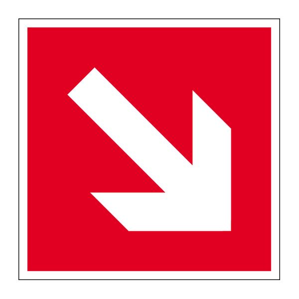 Наклейка Знак F 01-02, фото 1