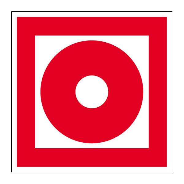 Наклейка Знак F 10, фото 1