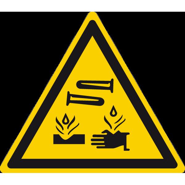 Наклейка Знак W 04, фото 1