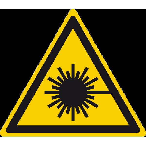 Наклейка Знак W 10, фото 1