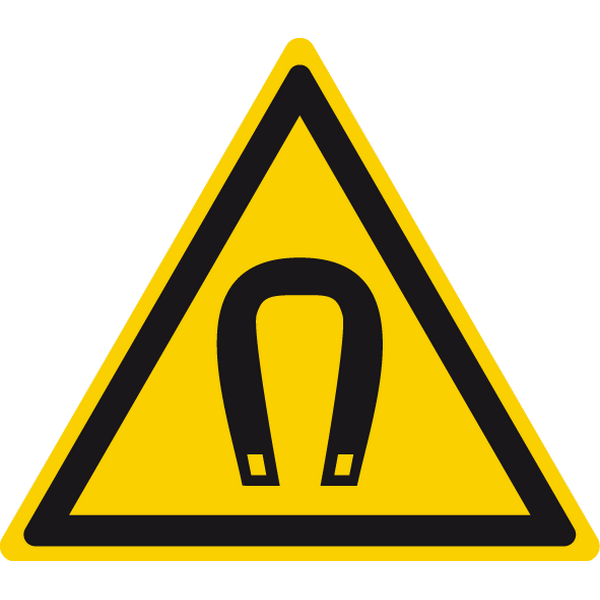 Наклейка Знак W 13, фото 1