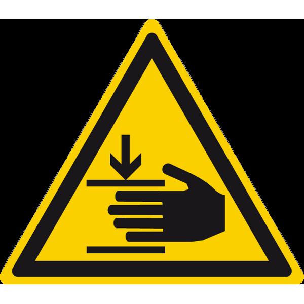 Наклейка Знак W 27, фото 1