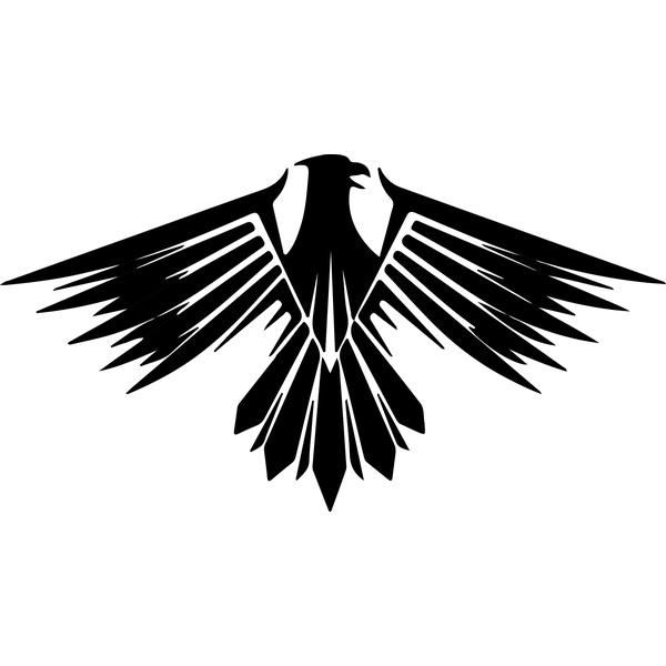 Наклейка Орел, фото 13