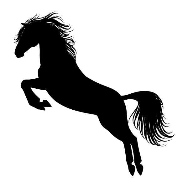 Наклейка Конь, фото 13