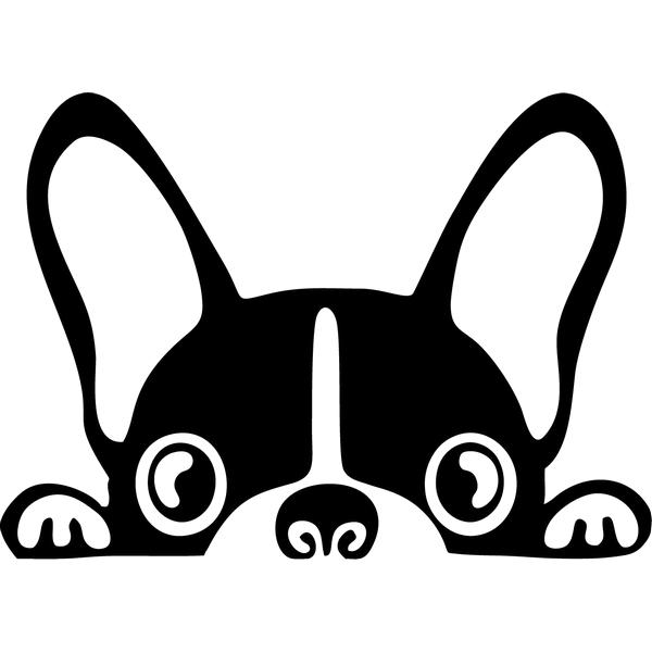Наклейка Собака, фото 13