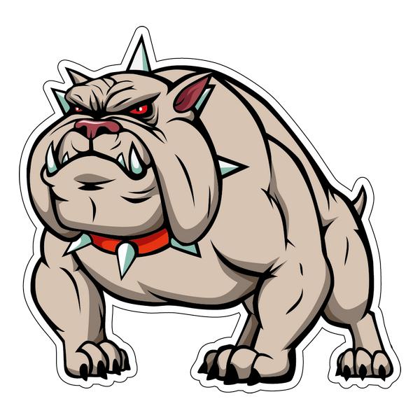 Наклейка Собака, фото 1