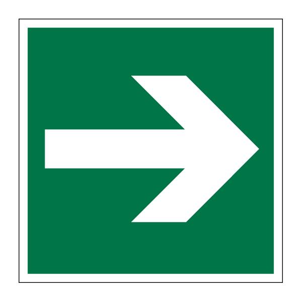 Наклейка Знак Е 02-01, фото 1