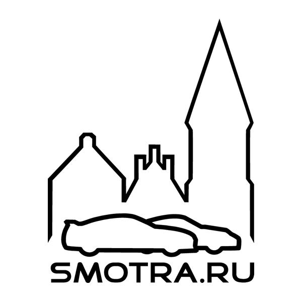 Наклейка Smorta.ru Калининград, фото 13