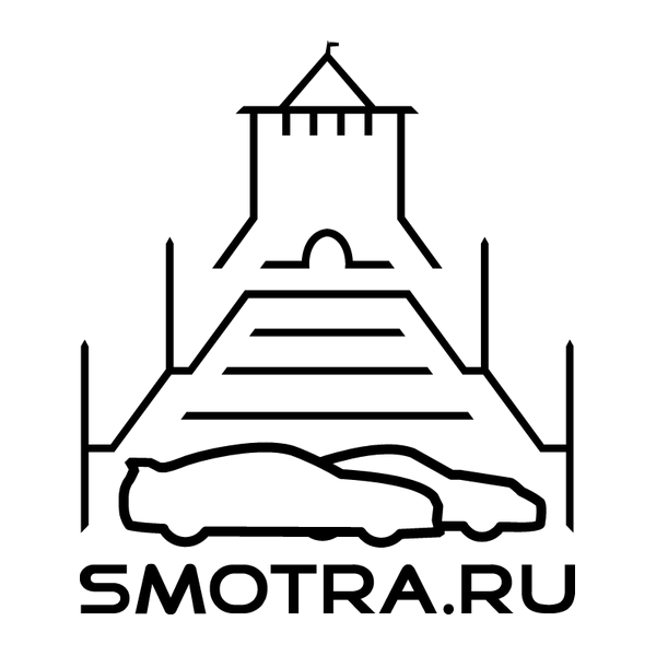 Наклейка Smorta.ru Нижний Новгород, фото 13