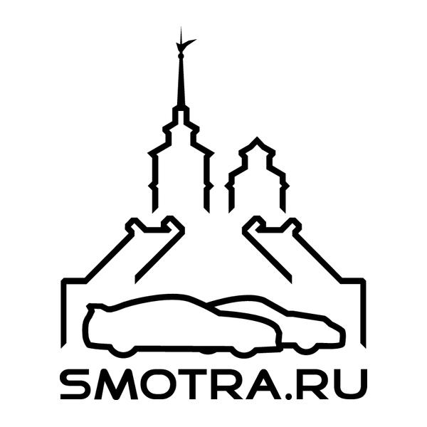 Наклейка Smorta.ru Санкт-Петерург, фото 13