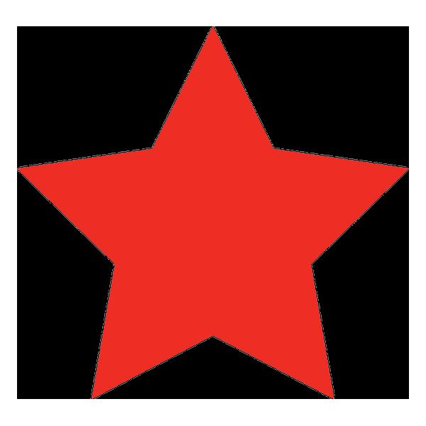 Наклейка Звезда, фото 13