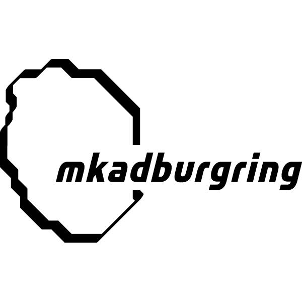 Наклейка Mkadburgring, фото 13