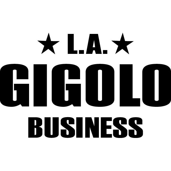 Наклейка L.A. GIGOLO BUSINESS, фото 13