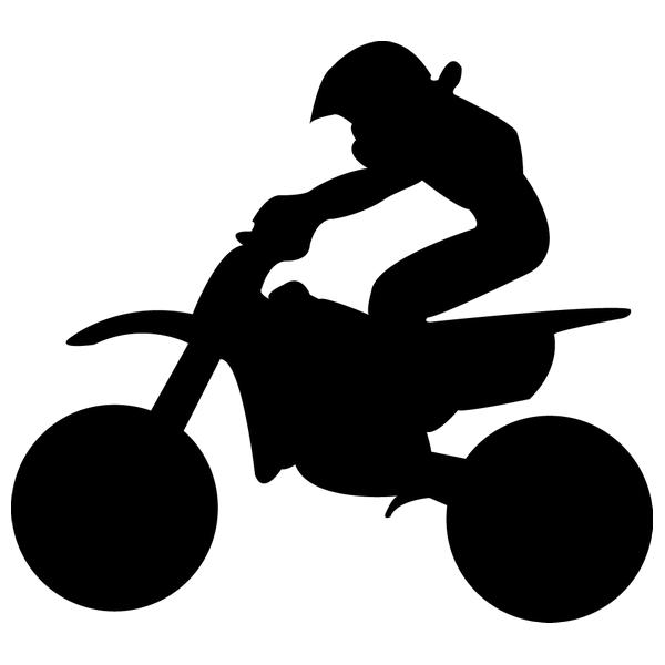 Наклейка Biker, фото 13
