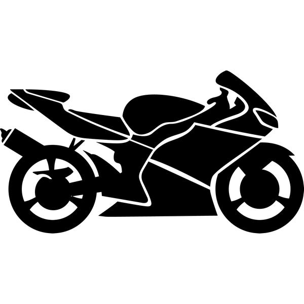 Наклейка Sportbike, фото 13