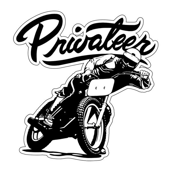 Наклейка Privateer, фото 1