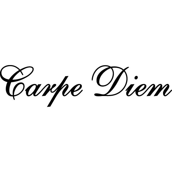 Наклейка Carpe Diem, фото 13