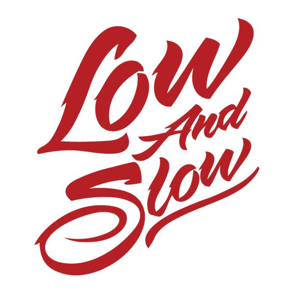 Наклейка Low & Slow, фото 13