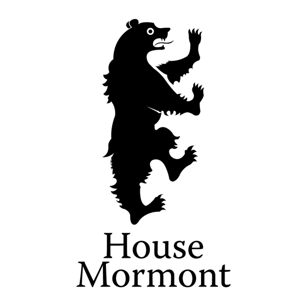 Наклейка House Mormont, фото 13