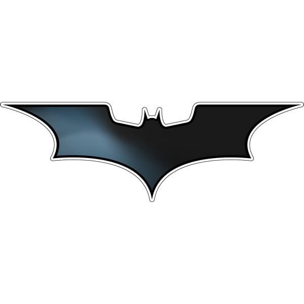 Наклейка Batman, фото 1