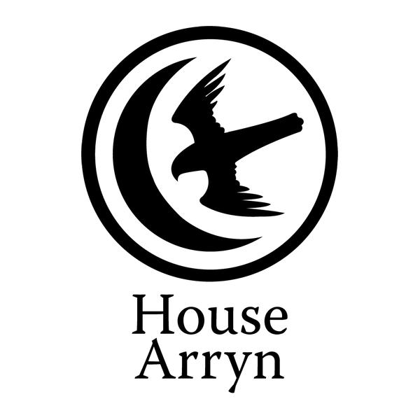 Наклейка House Arryn, фото 13