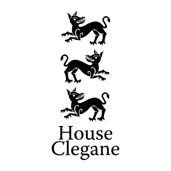 Наклейка House Clegan, фото 13