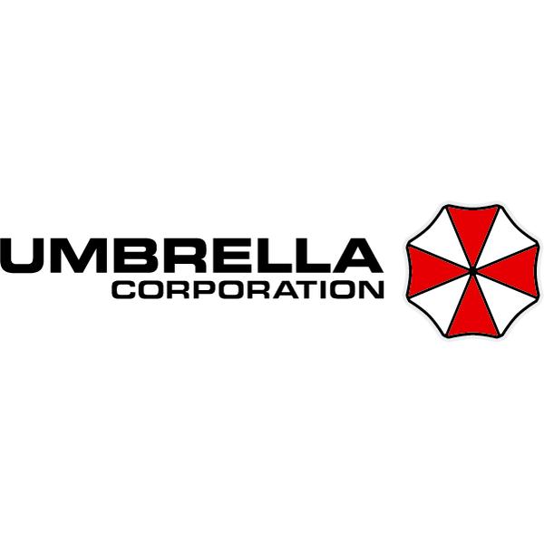 Наклейка Umbrella corporation (логотип справа), фото 3