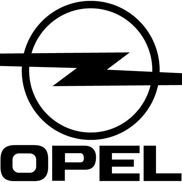 Наклейка Opel, фото 13