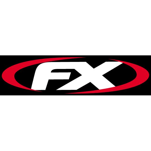 Наклейка FX, фото 1
