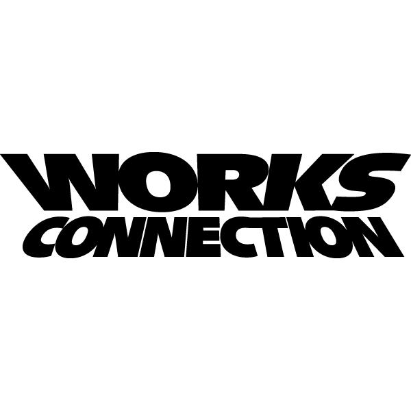 Наклейка Work connection, фото 13