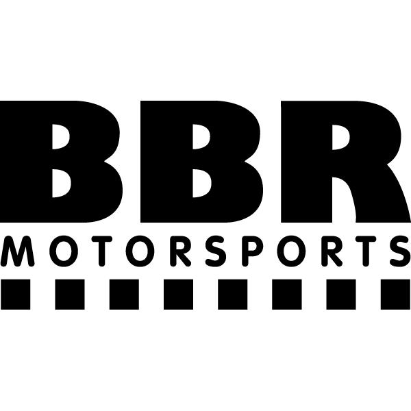 Наклейка BBR Motorsports, фото 13