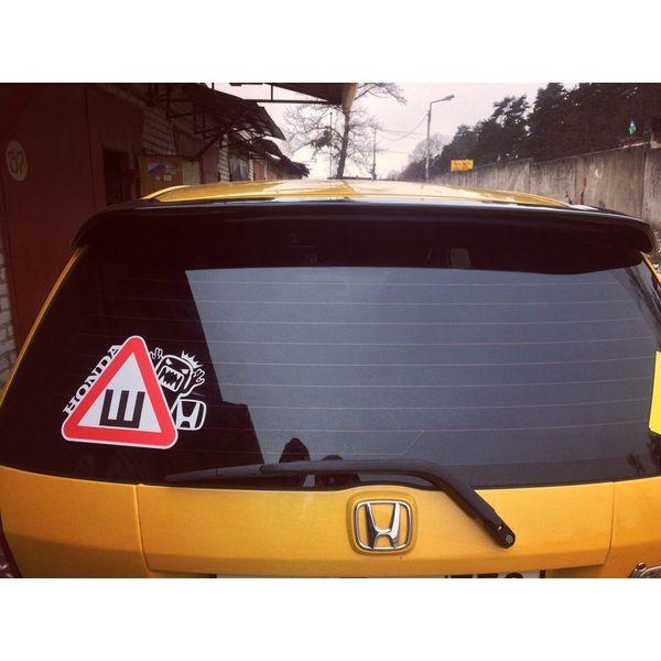 Наклейка Шипы Honda, фото 4