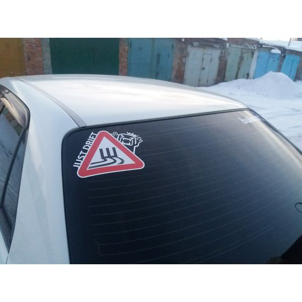 Наклейка Шипы Just Drift, фото 2