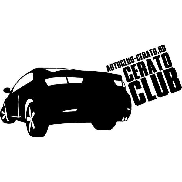 Наклейка Autoclub-Cerato.ru, фото 13