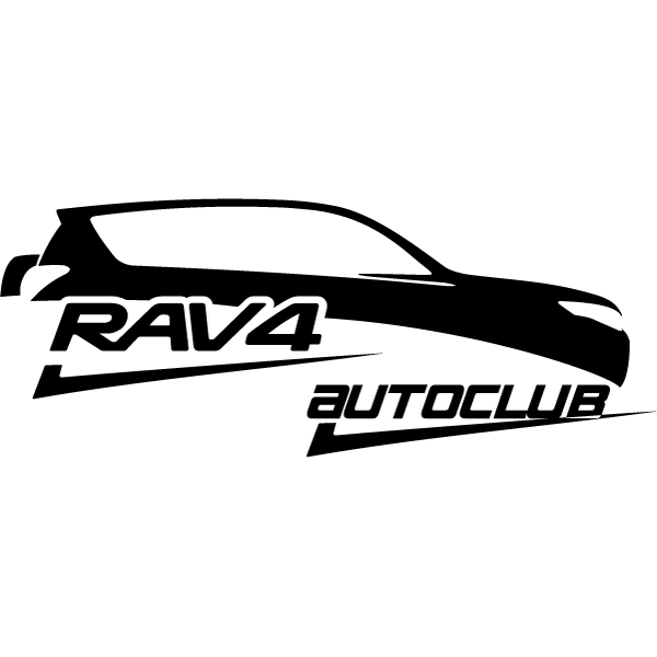 Наклейка RAV4 Club, фото 13