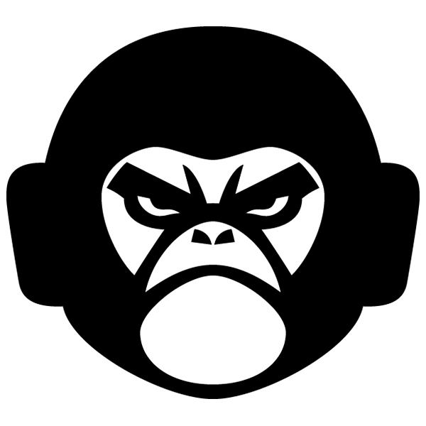 Наклейка Mil-Spec Monkey, фото 13