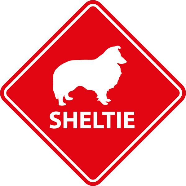 Наклейка Sheltie, фото 1