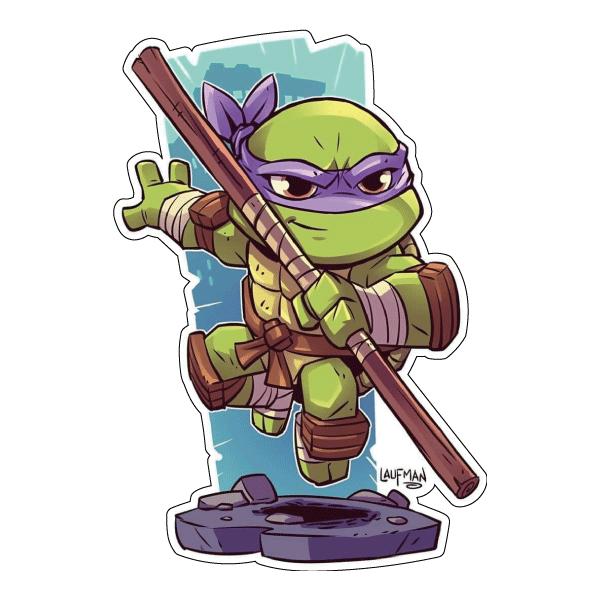 Стикер TMNT Donatello, фото 1