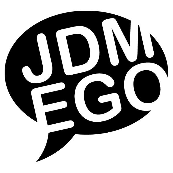 Наклейка JDM EGO, фото 13